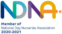 National Day Nurseries Association logo